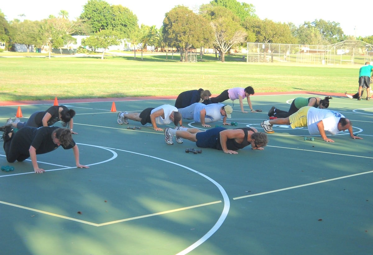 bootcamp training pinecrest miami